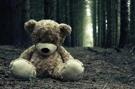 Sad TEddy