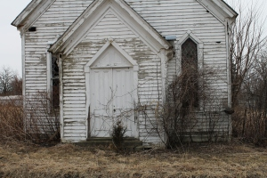 Abandoned Church in the Finger Lakes